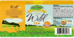 Pure Wild Tea is a family-owned Berks County traditional tea maker who collects their own wild tea leaves to make organic mint tea for individual and bulk purchase.